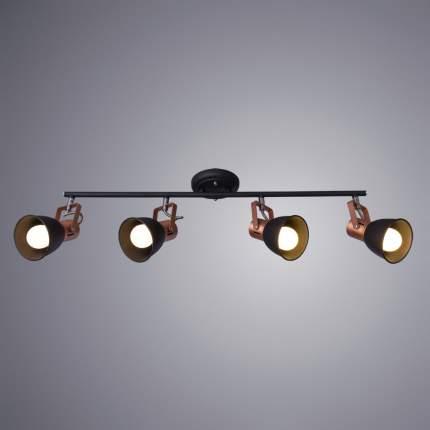Спот Arte Lamp JOVI A1677PL-4BK