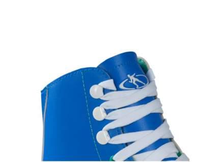 Ролики-квады HUDORA Disco blau, 37, синий
