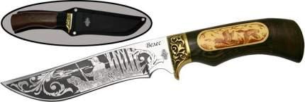 Нож нескладной Витязь ВЕЛЕС B240-34 с нейлоновым чехлом