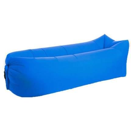 Надувной диван/Биван Baziator P0066H 240 х 70 см синий