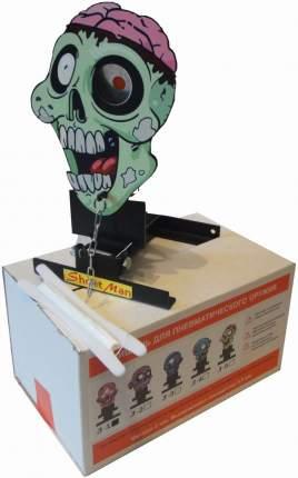 Цветная мишень для пневматики Зомби Z5