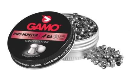 Пули для пневматики Gamo Pro Hunter 4,5 мм, 250 шт.