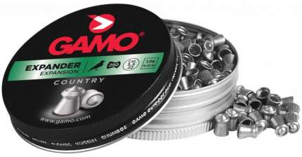 Пули для пневматики калибр 4,5 мм Gamo Expander(250)