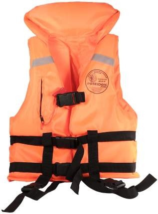 Спасательный жилет Poseidon Fish ЖС-ПФ30, оранжевый, Junior One Size
