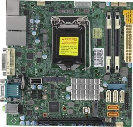 Материнская плата SuperMicro MBD-X11SSV-Q-O