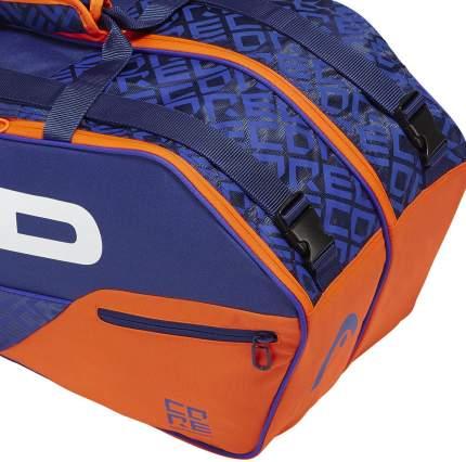 Сумка Head Core 6R Combi Blue Orange