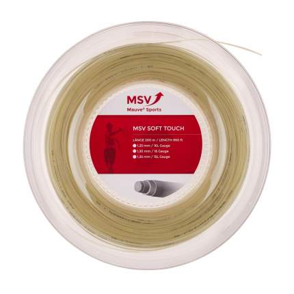 Теннисная струна MSV Soft Touch 1.35 200 метров