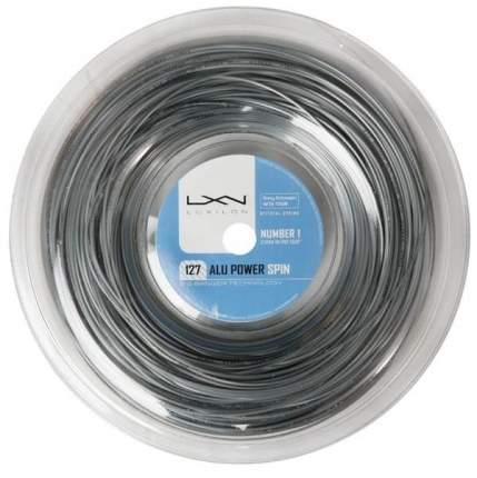 Теннисная струна Luxilon BB Alu Power Spin 127 200 метров