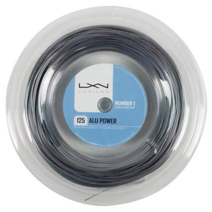 Теннисная струна Luxilon BB Alu Power 1,25 200 метров