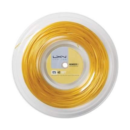 Теннисная струна Luxilon 4G Soft 1.25 200 метров