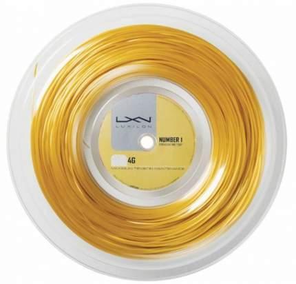 Теннисная струна Luxilon 4G 1.25  200 метров