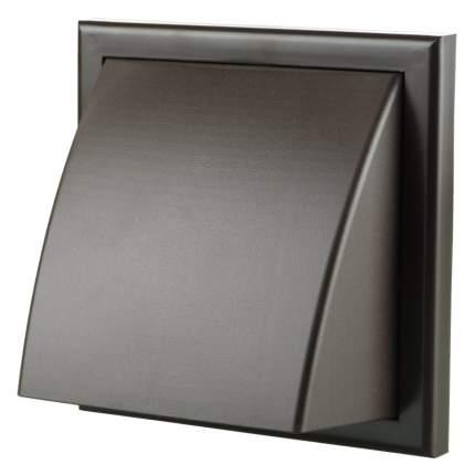 Решётка VENTS МВ 122 ВК коричневая (0106022401)