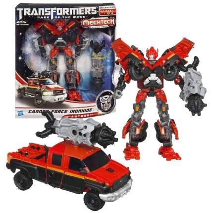 Фигурка Hasbro Трансформер - Cannon Force Ironhide Transformers (20 см) 102554