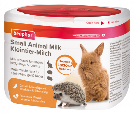 Молочная смесь для мелких домашних животных Small Animal Milk 200g