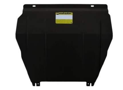 мотодор защита радиатора toyota hiace v-2.7 (2004-н.в.) (2 мм, сталь) motodor.72556