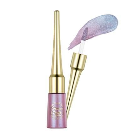 Жидкие блестки Chupa Chups для глаз Ultra Violets