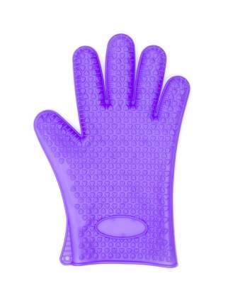 Перчатка термостойкая силиконовая для горячего EliZa home, WH31414
