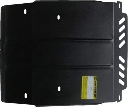Защита радиатора motodor motodor.25704 baw fenix 1044 v-3,2 2011-н.в. 2 мм сталь