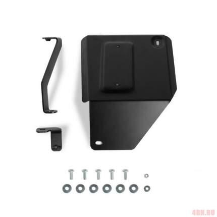 Защита абсорбера АвтоБРОНЯ 111.02849.1 для Kia Seltos 2019- 2.0 4WD 2 мм