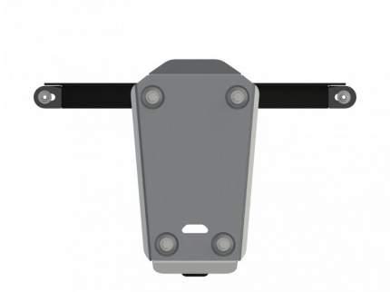 Защита редуктора Шериф 03.3589 для bmw x3 xdrive20d 2017- al 4 мм