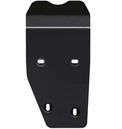 alfeco защита редуктора для toyota rav-4 iii 2006-2012, v-все (сталь 2 мм) alf2436st