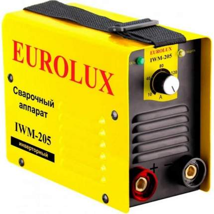 Свар.аппарат Eurolux IWM205