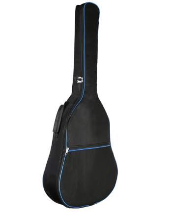 Чехол для классической гитары Tutti Гк-1 Lbl кант голубой