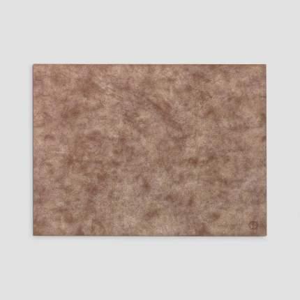 Подставка под горячее Togas Данфорд 45x33 см, 1024.00072, коричнево-золотой