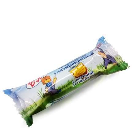 Бзмж сырок веселый луг твор.гл.сгущ.молоко 24% 40г
