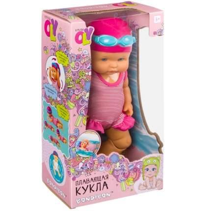 Кукла функциональная Bondibon Oly ВВ4264, плавает, 33 см