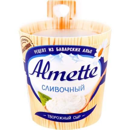 Сыр творожный Almette Сливочный 60%, 150 г, БЗМЖ