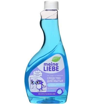 MEINE LIEBE Средство для мытья стекол, пластика и зеркал, сменная бутылка 500 мл