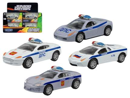 Машинка коллекционная Autotime Supercar Police 34099W-RUS