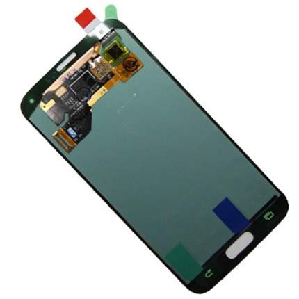 Дисплей для Samsung SM-G900 (Galaxy S5) в сборе с тачскрином (AMOLED), белый