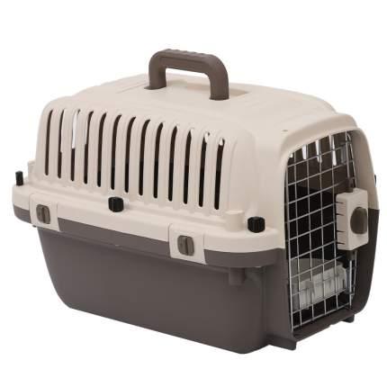 Переноска для кошек и собак Superior Range 61х42.5х41 см, коричневый, бежевый