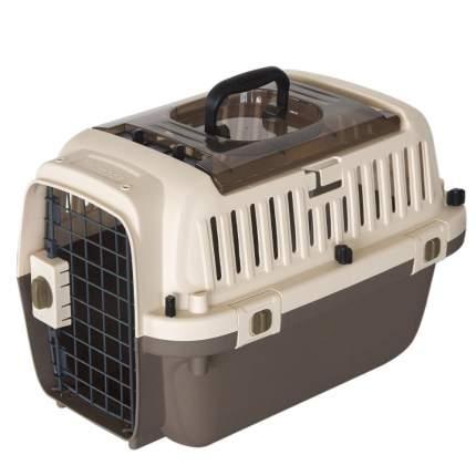 Переноска для кошек и собак Superior Range 51х33х33 см , коричневый, бежевый