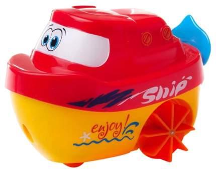 Игрушка заводная Junfa Toys Катер 585