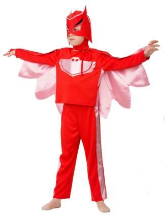 Карнавальный костюм Батик, цв. красный
