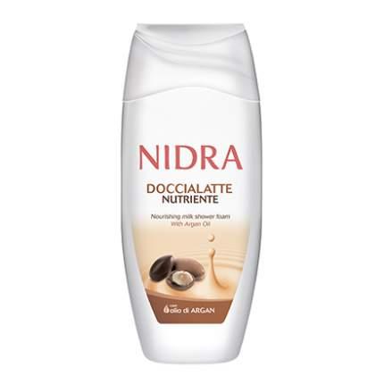 Пена-молочко Nidra с аргановым маслом для ванны, 250 мл