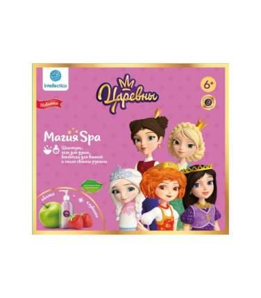 Набор большой Intellectico Магия SPA Царевны Шампунь, бомбочки для ванной, мыло