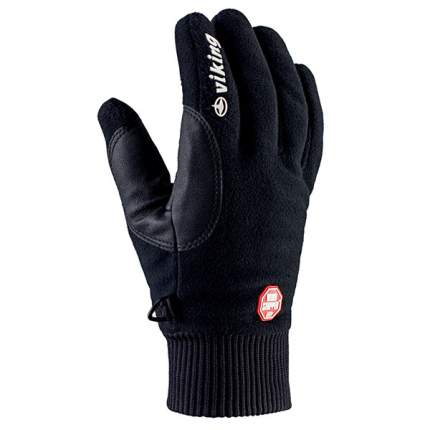 Перчатки Горные Viking 2020-21 Windstopper Solano Black (Inch (Дюйм):6)