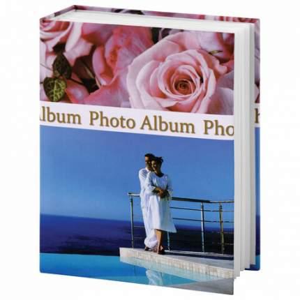 """Фотоальбом BRAUBERG на 304 фотографии 10х15 см, твердая обложка, """"Романтика"""", 390675"""