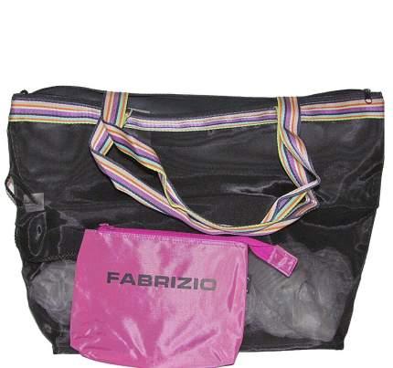 Пляжная сумка Fabrizio 7915 черная
