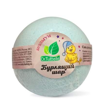 Соль для ванн Dr.Tuttelle Бурлящий шар детский Сладкий сон, 120 г