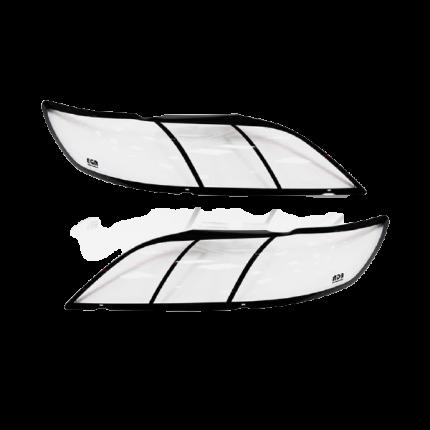 Защита передних фар EGR, прозрачная KIA RIO 2003- EGR EGR9307