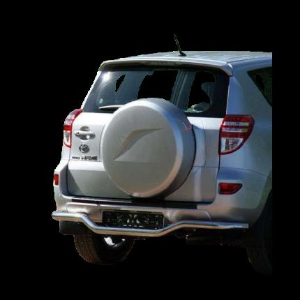 "Защита задняя ""волна"" d60 ""Toyota RAV-4"" 2010- , TRAV.75.1087"