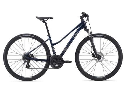 Велосипед Liv Rove 4 2021 XS midnight
