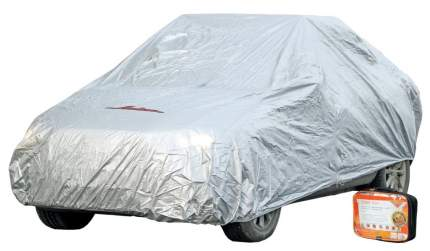 Чехол-тент на автомобиль защитный, L (520х192х120см), молния для двери AIRLINE AC-FC-03