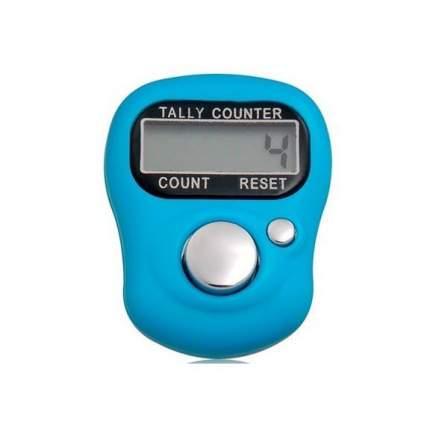 Электронный счетчик нажатий на кнопку (Цвет: Синий  )