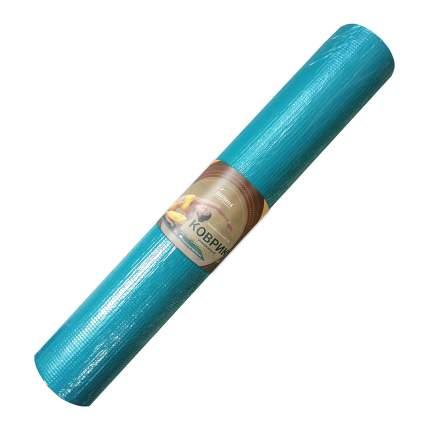 7015 Коврик универсальный для занятия йогой 61х173 см синий